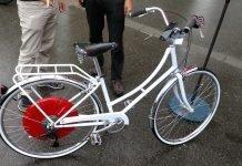 Copenhagen Wheel im Cityrad