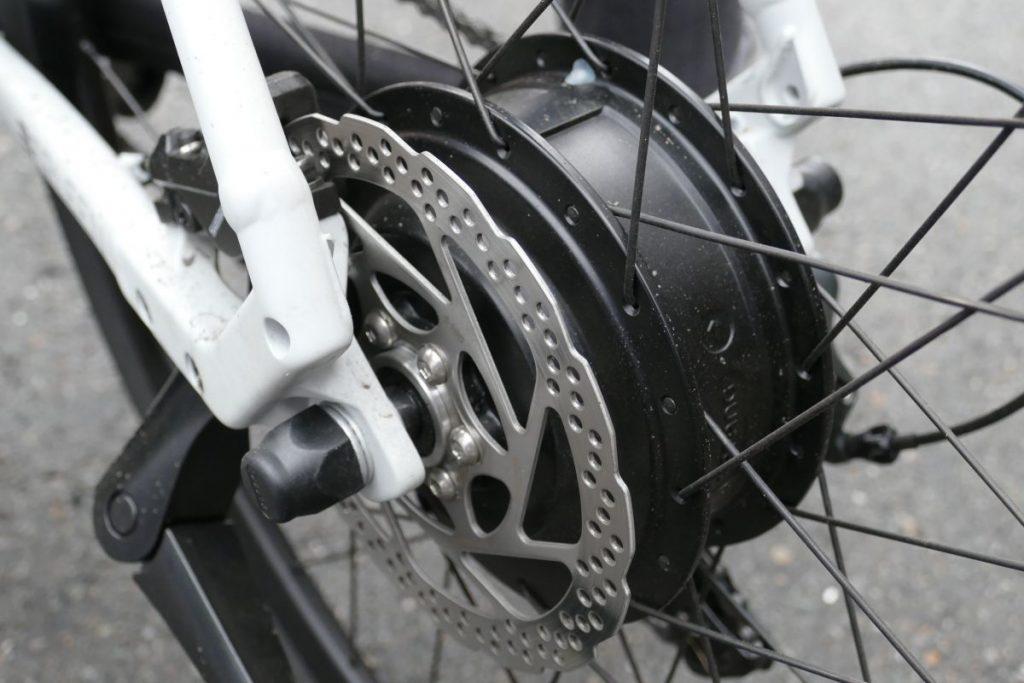 Groove Go Heckmotor im Kalkhoff Berleen e-Bike
