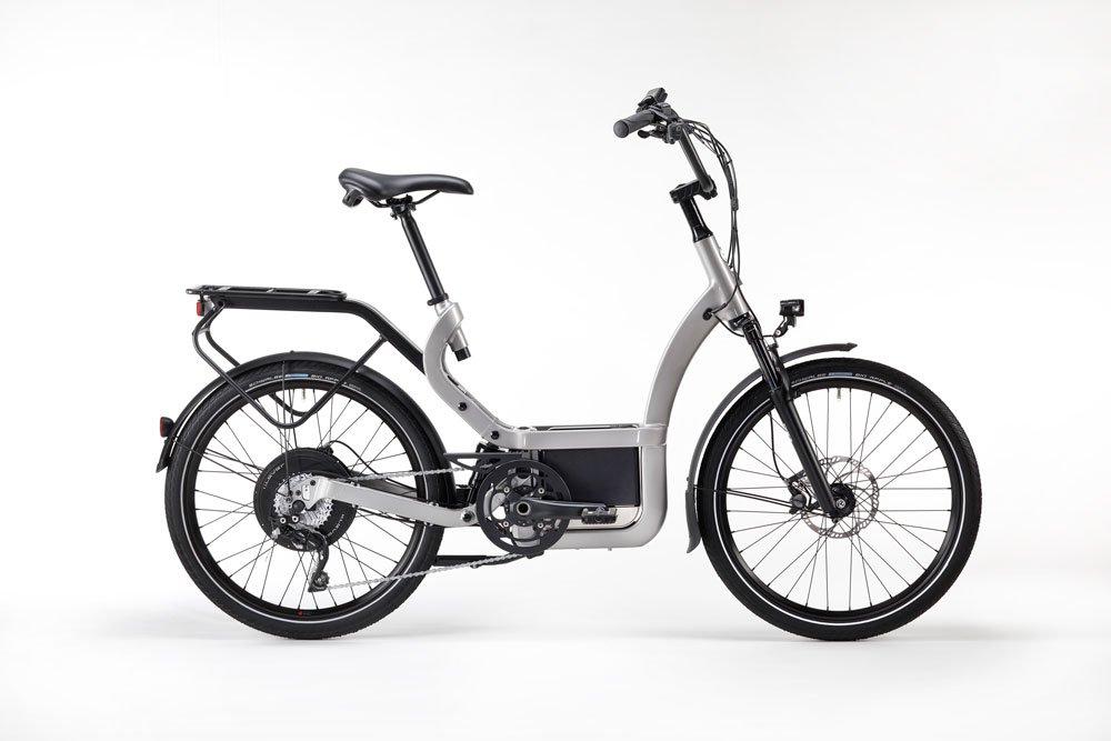 Klever e-Bikes für Pendler mit dem B Power X Commuter in den Straßen von London Bild: Klever E-Bikes