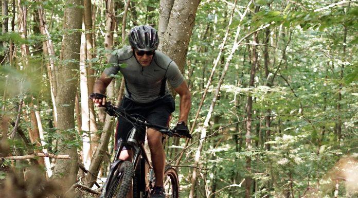 Maxon BikeDrive Test am Berg