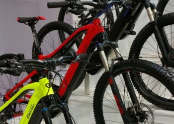 Verkaufszahlen e-Bike 2017