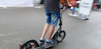 X2CITY e-Scooter BMW Motorrad