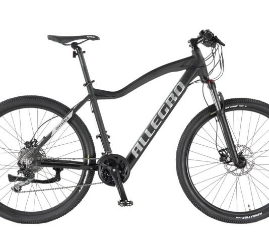 Allegro e-Bikes Invisible e-MTB