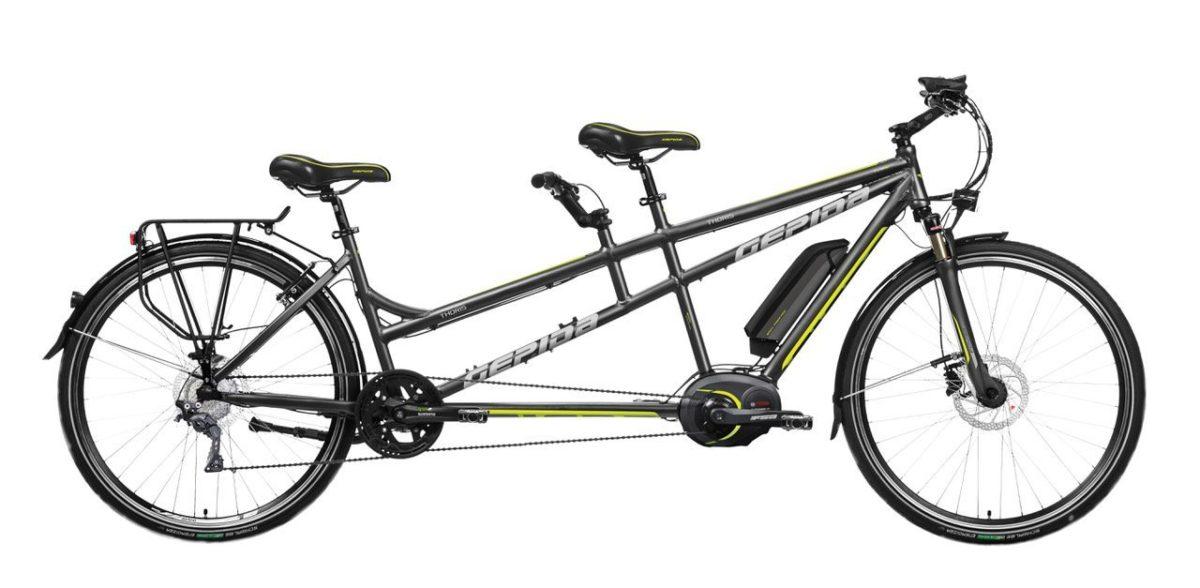 Gepida 2018 Thoris Tandem e-Bike