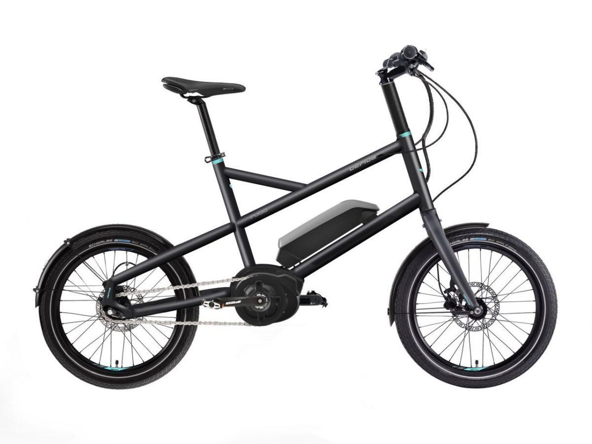 Gepida e-Bikes 2018 Pugio