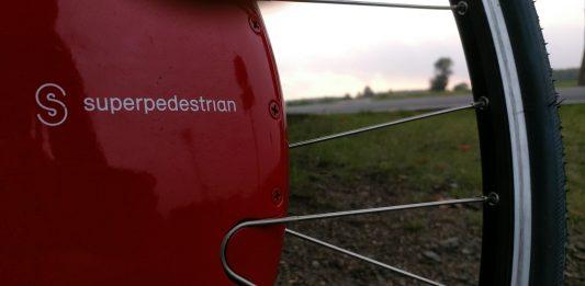 Copenhagen Wheel Test