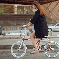 Smart e-Bike TSI ION von Tsinova