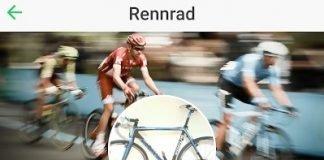 Fahrradpass App Dateneingabe