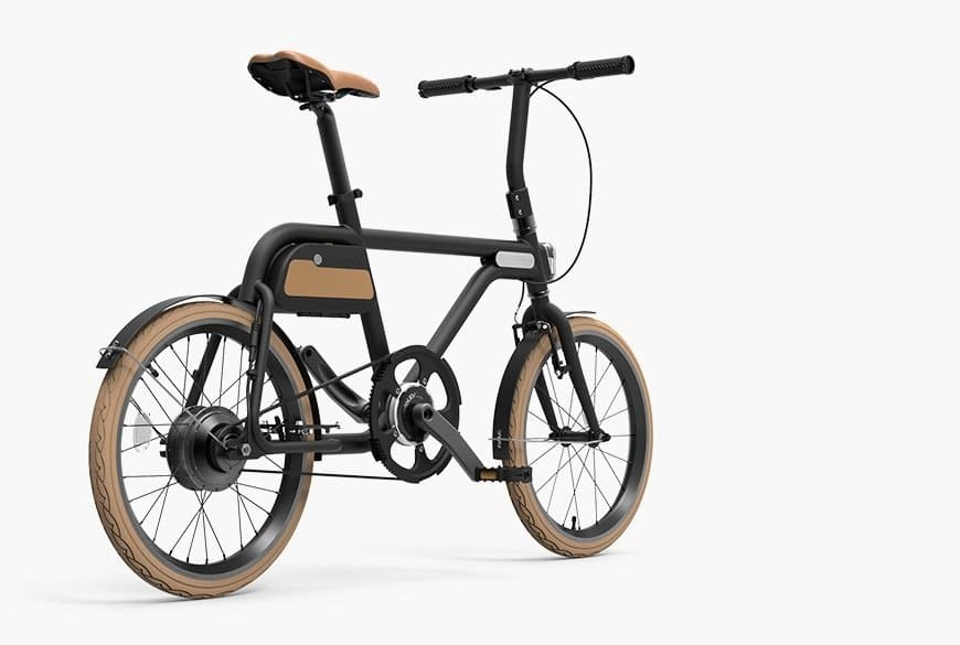 TSI ION Smart e-Bike Tsinova