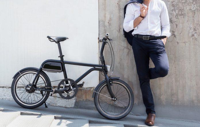 update tsinova e bike tsi ion klein und smart ebike. Black Bedroom Furniture Sets. Home Design Ideas