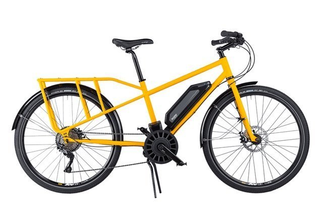 Binova e-Bikes Longtail 2018