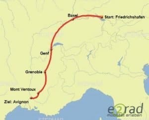 Karte e2Rad