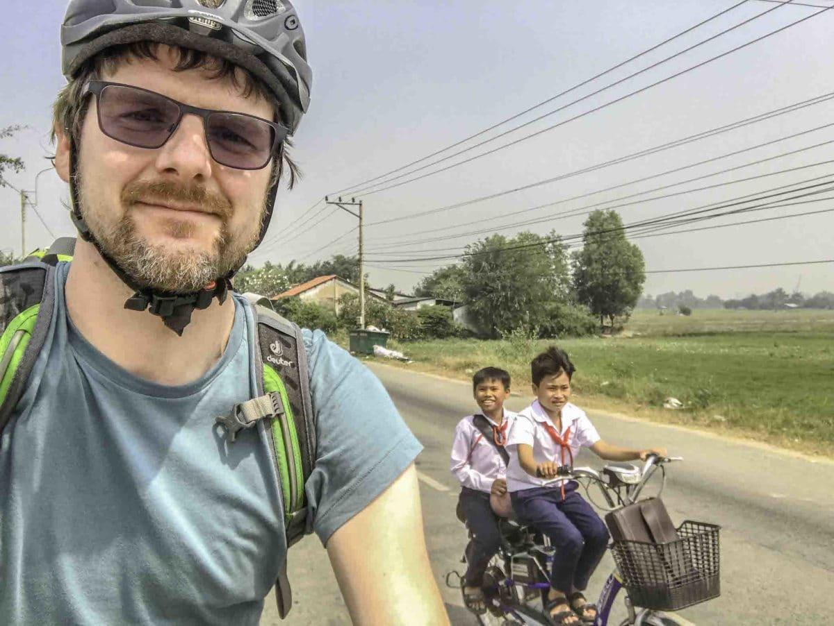 e-Bike Jobs - mit Belvelo durch Vietnam