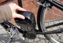 Recht E-Bike Akku laden am Arbeitsplatz
