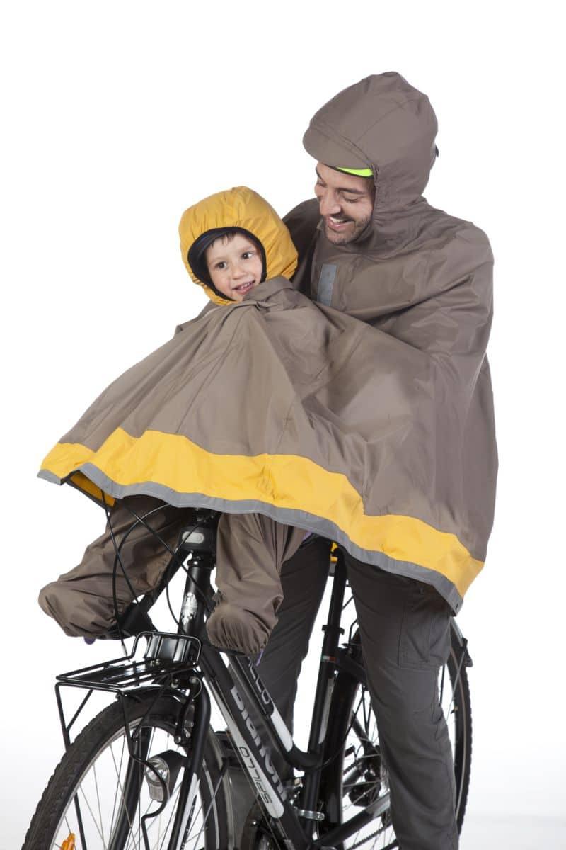 Regenjacke Fahrrad 772 GARIBALDINA OPOSSUM_IMG_6952