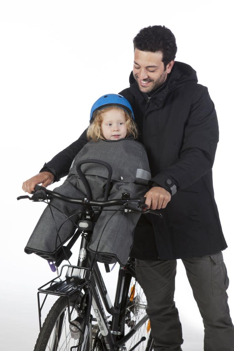 Regenjacke Fahrrad B012 OPOSSUM FRONT_IMG_6839