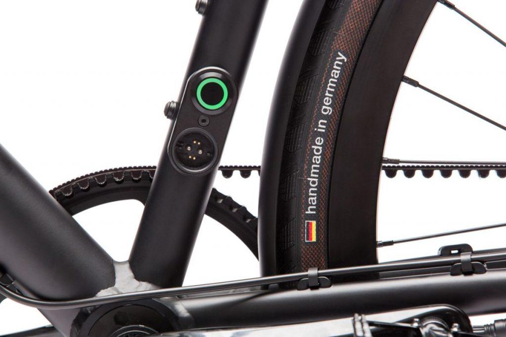 Ampler e-Bikes 2018 Ladebuchse am Ampler_Curt_3