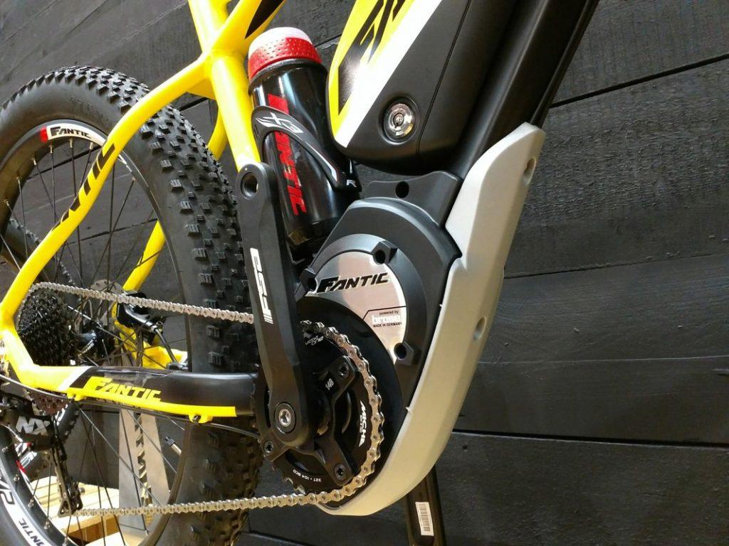 Fantic Gravel e-Bike 2018 Fantic Unteransicht