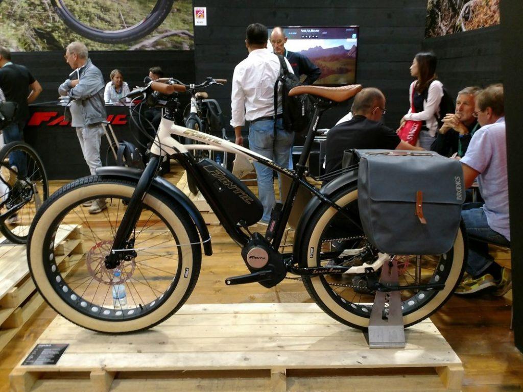 Fantic Gravel e-Bike 2018 Fantic e-Fatbike 2018