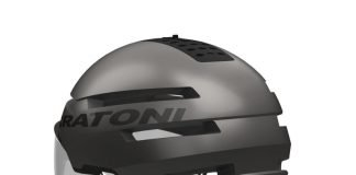 Helm CRATONI_Smartride_anthracite_BACK