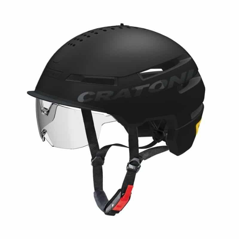 Helm CRATONI_Smartride_black
