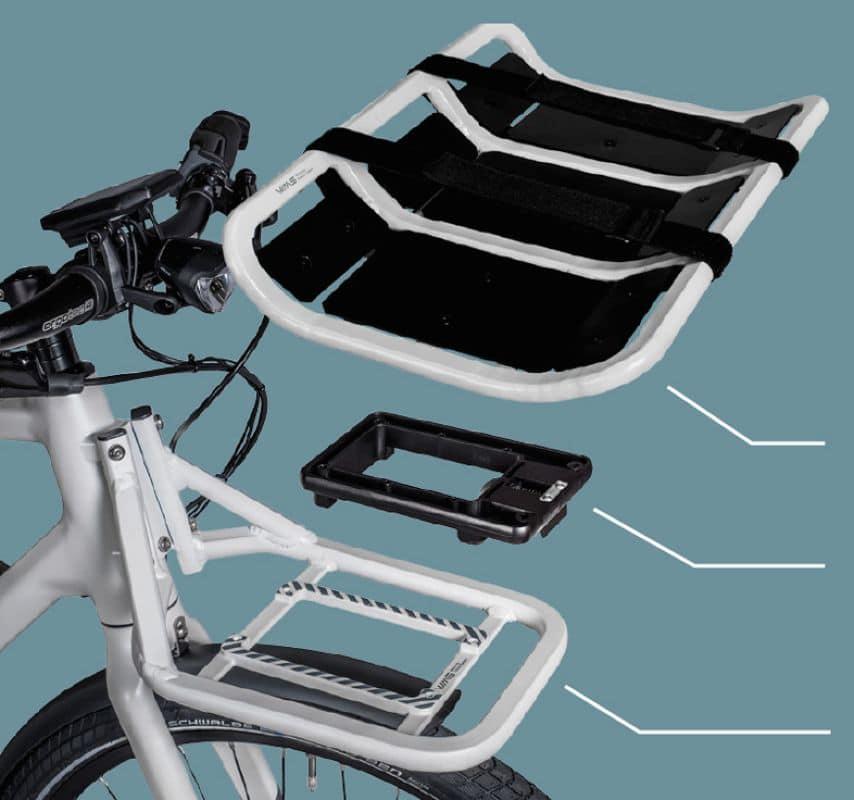 Walleräng e-Bikes 2018 Walleräng Modular System WMS