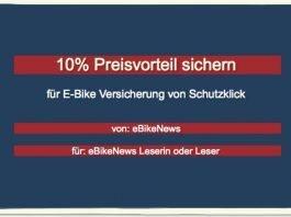 E-Bike Versicherung Preisvorteil
