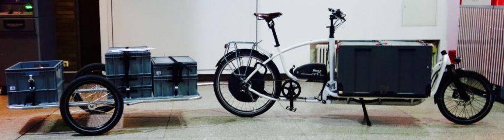 Schwerlast e-Bike Förderung