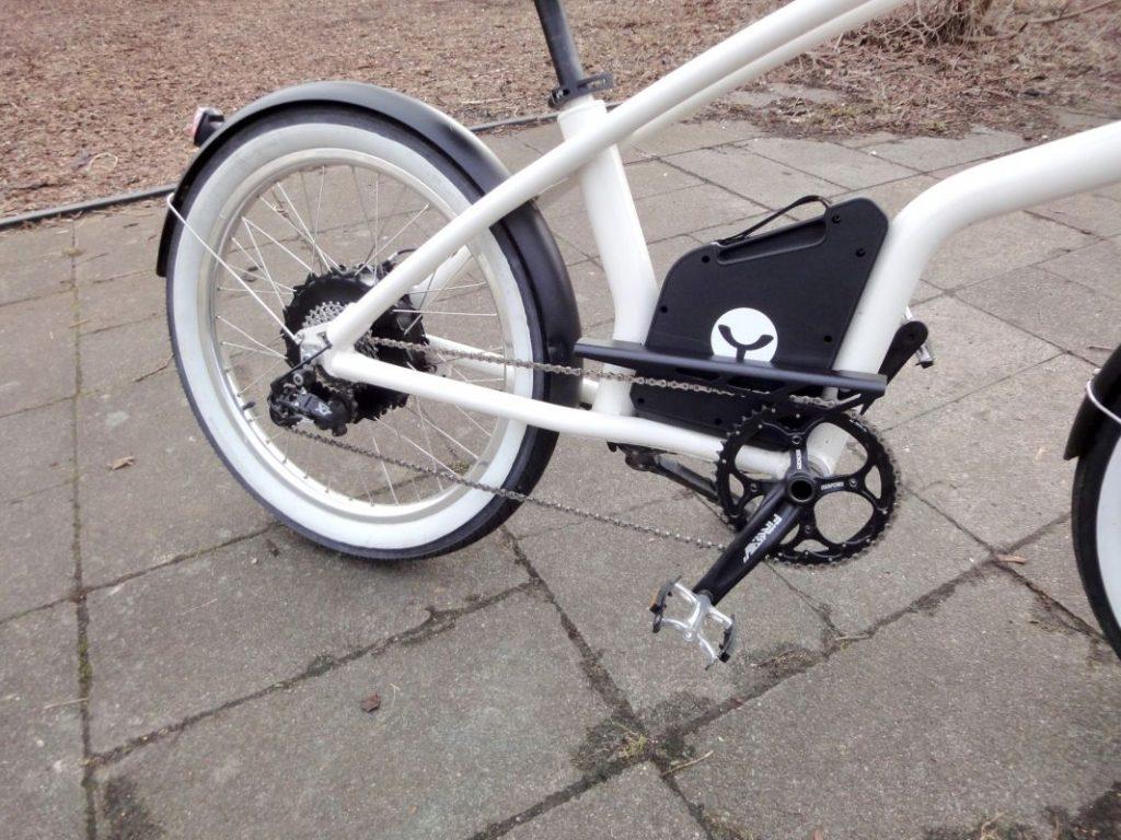 YouMo Cruiser e-Bike Test