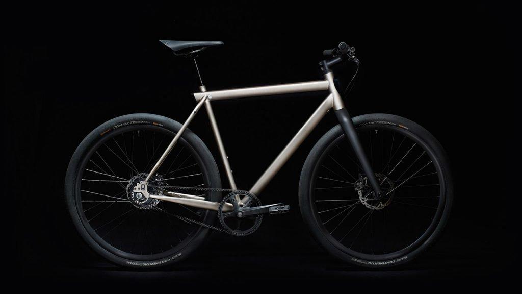 GEOS e-Bike Gravel Variante