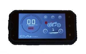 EIVA als Zusatz Display