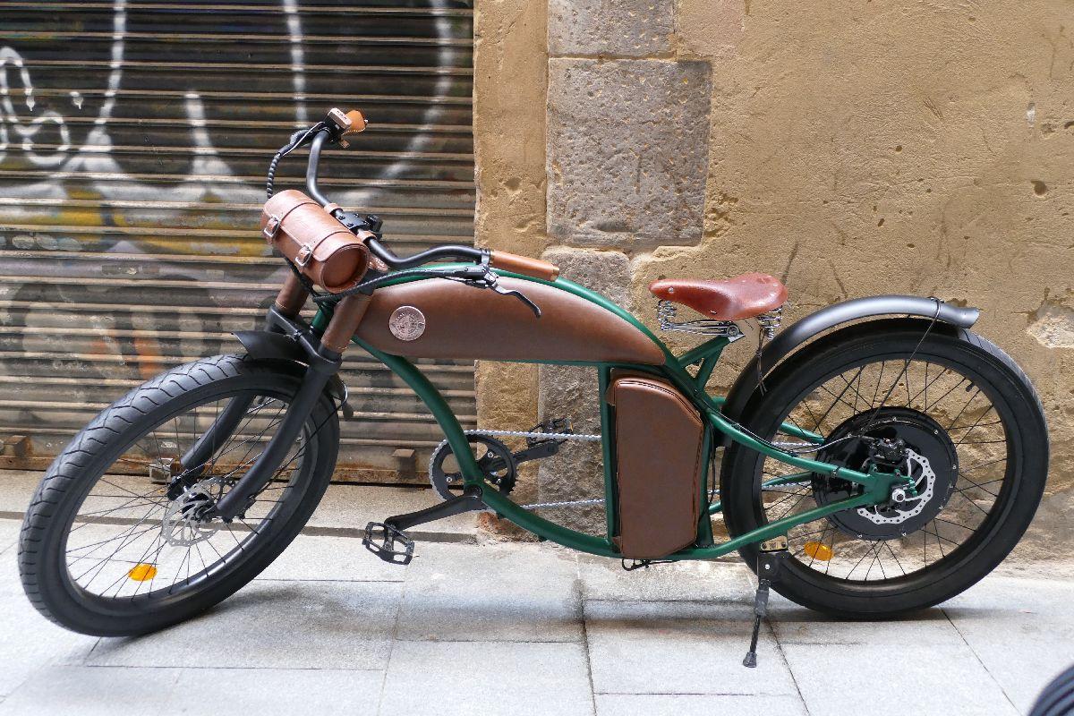 Rayvolt Cruzer e-Bike Barcelona