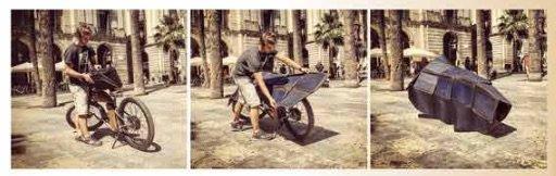 Solar Rayvolt Cruzer e-Bike