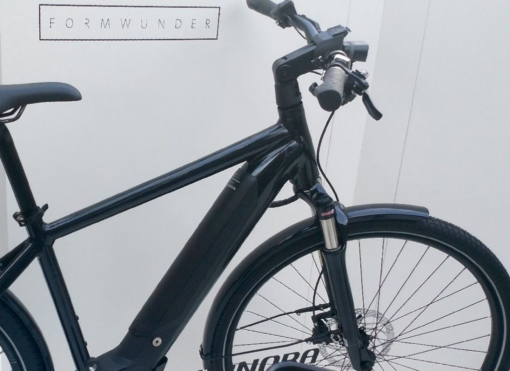 Winora City e-Bikes Sinus iX11
