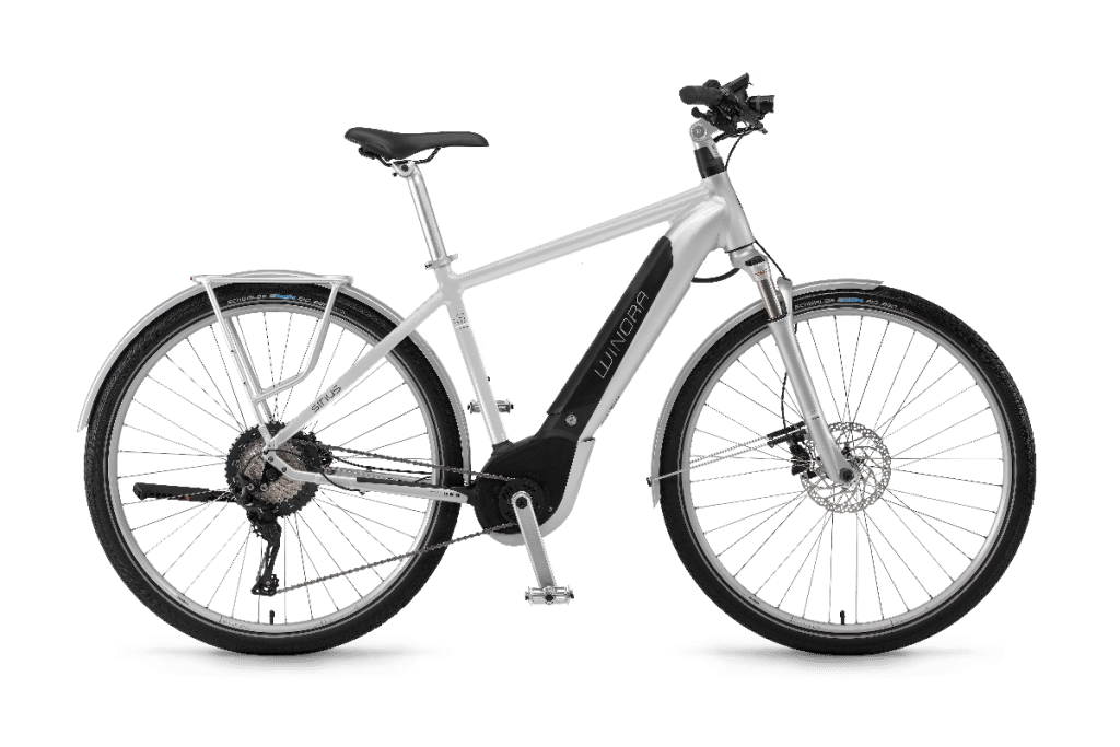 sinus und sima die 2018er city e bikes von winora. Black Bedroom Furniture Sets. Home Design Ideas