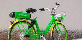 a e-Bike Leihsystem LimeBike Berlin