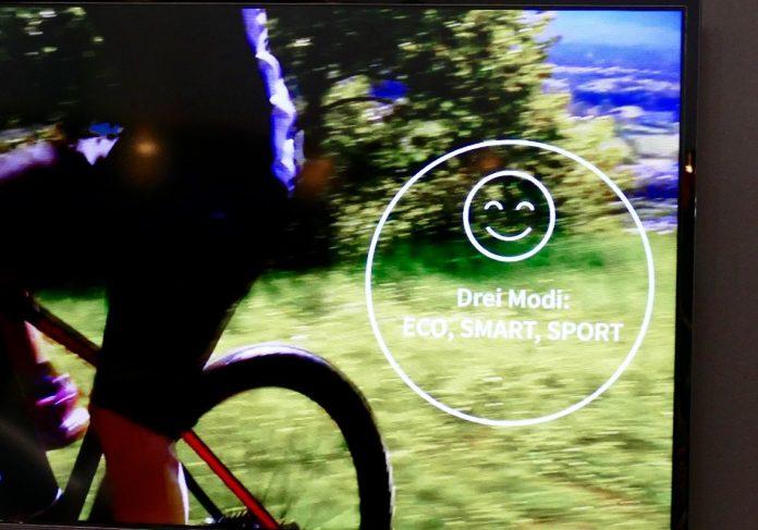 Abnehmen durch E-bike Fahren