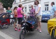 Cargobike Roadshow 2018 Foto 09 2016 Wiesbaden II