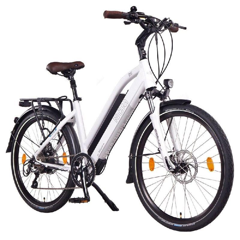 NCM e-Bikes 2018 NCM Milano Trekking e-Bike