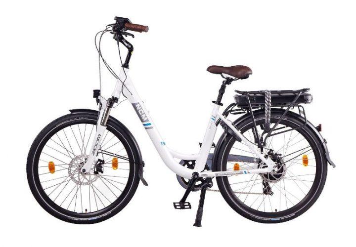 Seitenansicht  NCM Munich NCM e-Bikes 2018