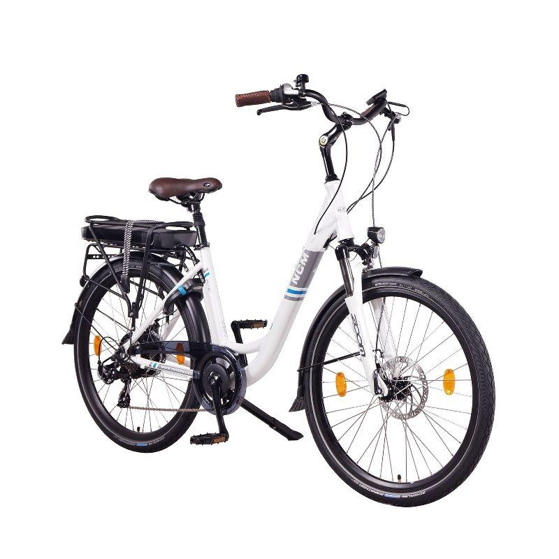 NCM E-Bikes 2020: Damen E-Bike NCM Munich - eBikeNews