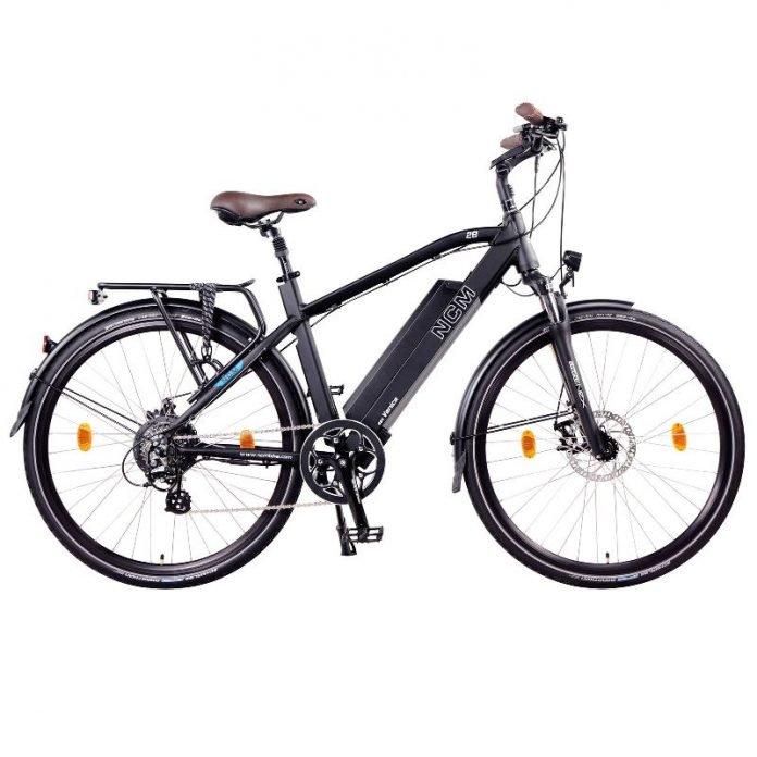 Venice NCM e-Bikes 2018
