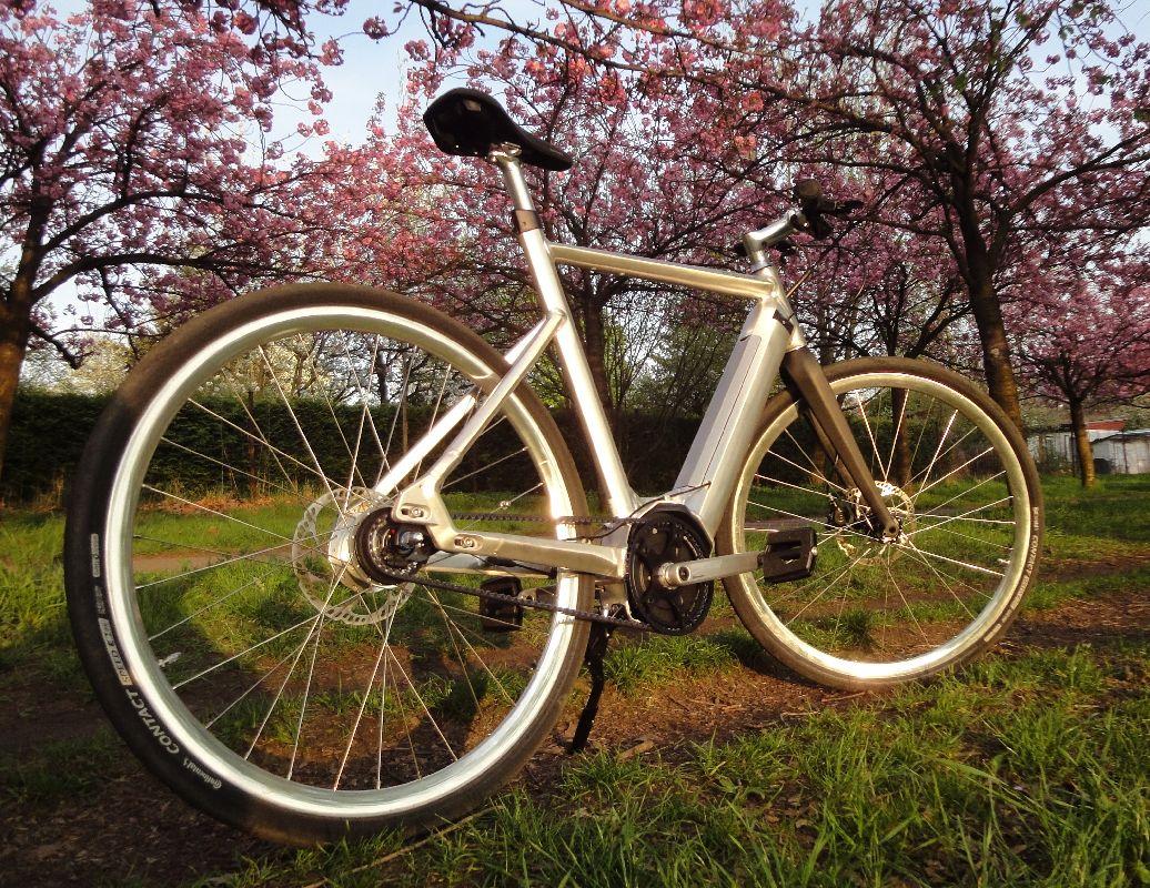 Test SD1 Urban e-Bike von HNF NICOLAI DSC01223 SD1 iso hinten rechts blüten_b_h_WM