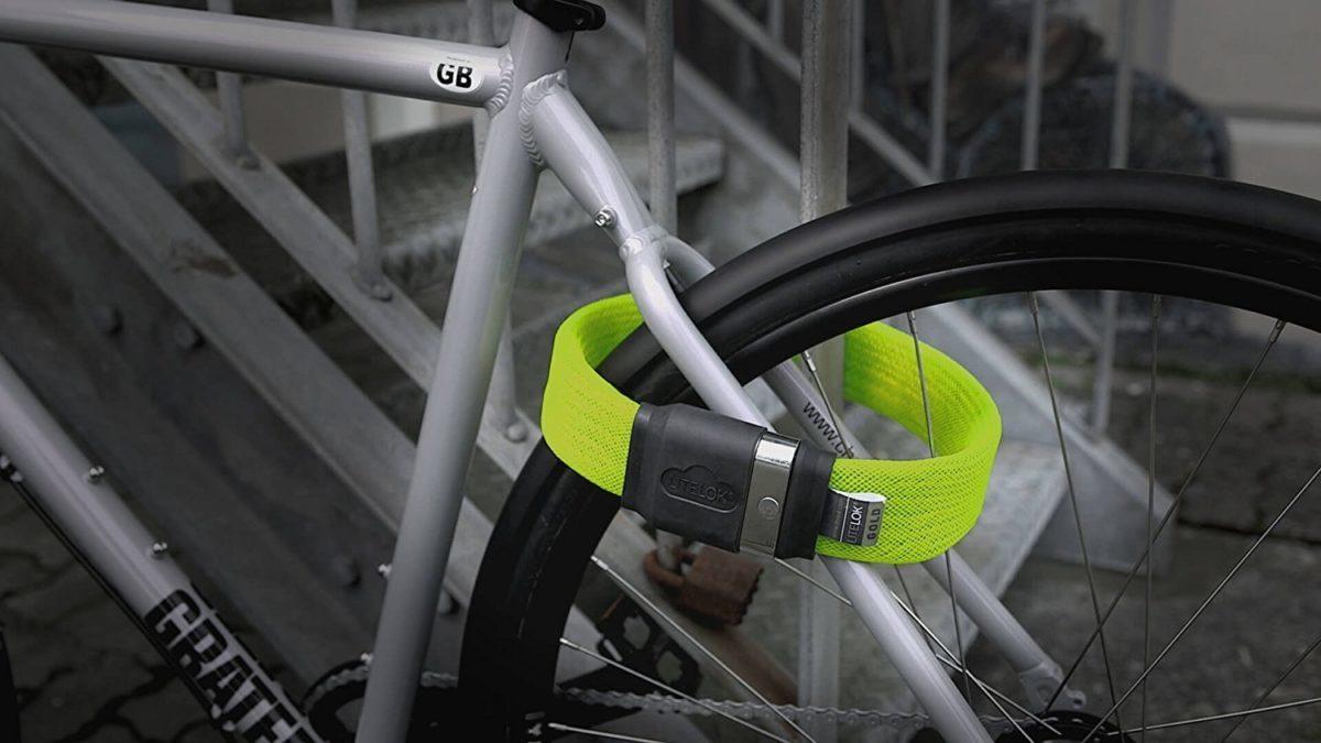 Textilschloss Litelok mit gutem Ergebnis im Fahrradschlösser Test
