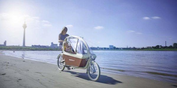 Bakfiets.nl, Modell Cargobike Cruiser Long