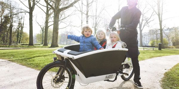 Cargobike Roadshow 2018 URBAN ARROW, Modell Family