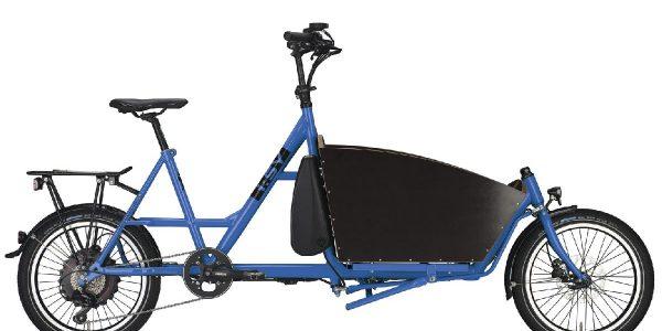 i:SY, Modell e-cargo
