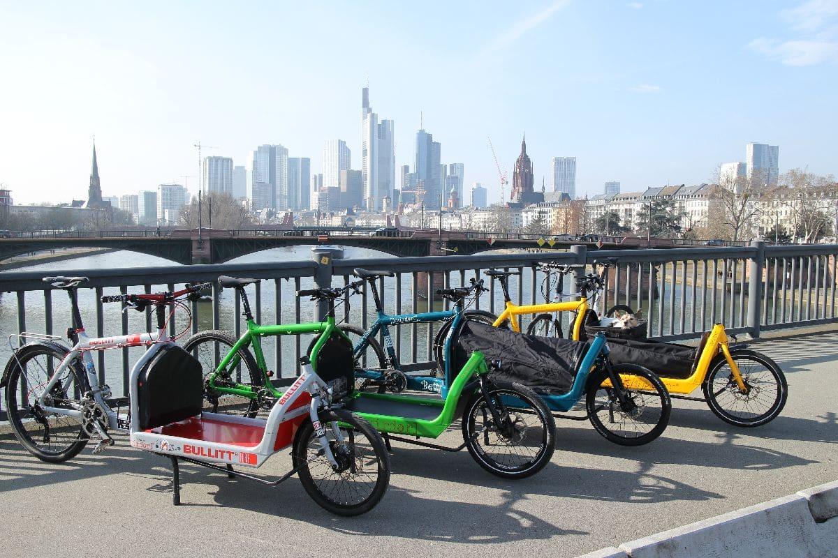 Cargobike Roadshow 2018 larryvsharry, Modell Bullitt, Stimmungsbild, Fotoangabe kvirder - - fahrradfreude pur