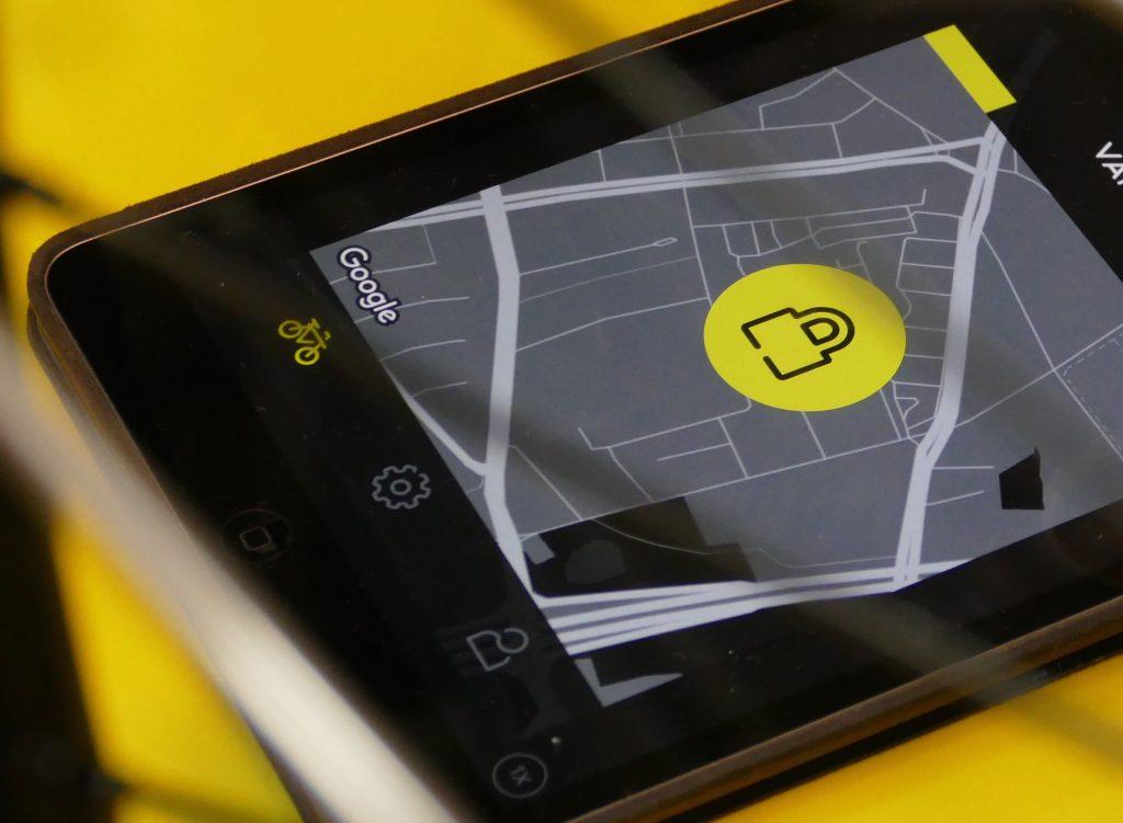 E-Bike Versicherung Diebstahlschutz mit App