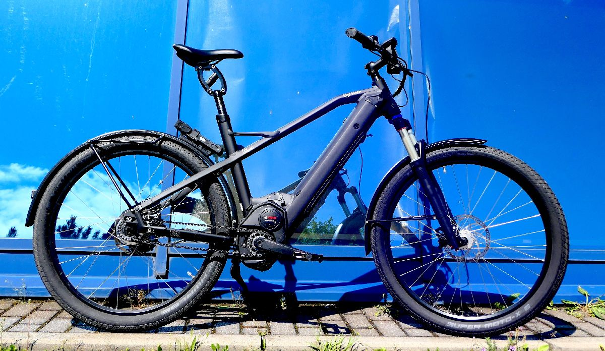 e mtb als alltagsheld xd2 urban e bike im test ebike. Black Bedroom Furniture Sets. Home Design Ideas